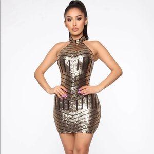 Glow Girl Dress